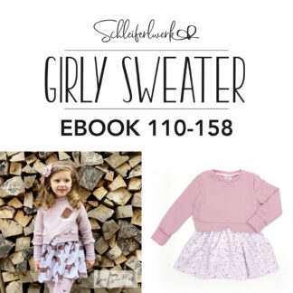 Schnittmuster Girly Sweater