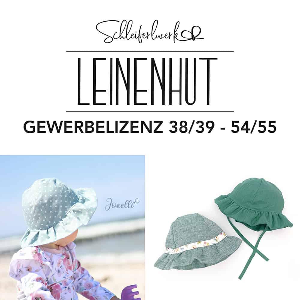 Produktfoto-Leinenhut-Gewerbelizenz